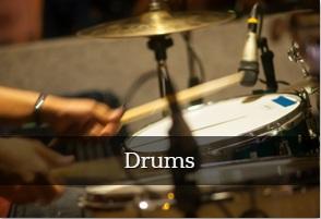 drums lessons Oakville