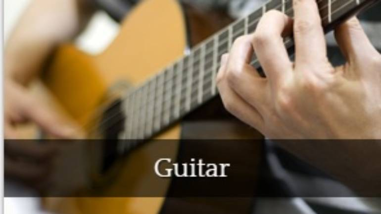 Guitar Lessons Oakville